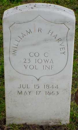 HARVEY, WILLIAM R. - Polk County, Iowa | WILLIAM R. HARVEY