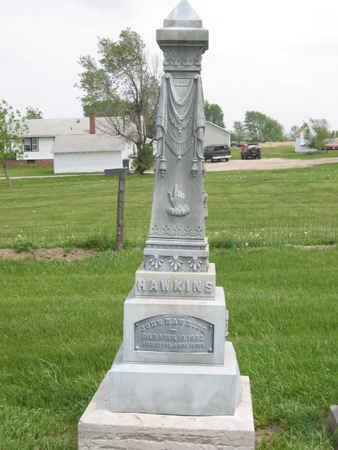 HAWKINS, JOHN - Polk County, Iowa | JOHN HAWKINS