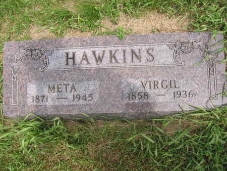 HAWKINS, VIRGIL - Polk County, Iowa | VIRGIL HAWKINS