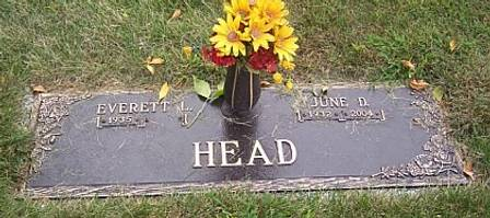 HEAD, JUNE D. - Polk County, Iowa | JUNE D. HEAD