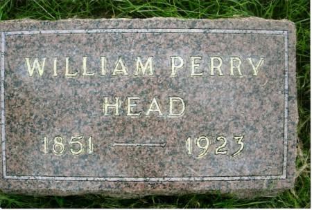 HEAD, WILLIAM PERRY - Polk County, Iowa | WILLIAM PERRY HEAD