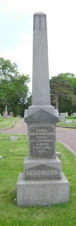 HERRMANN, JOHN - Polk County, Iowa | JOHN HERRMANN