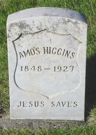HIGGINS, AMOS - Polk County, Iowa | AMOS HIGGINS