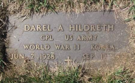 HILDRETH, DAREL A. - Polk County, Iowa | DAREL A. HILDRETH