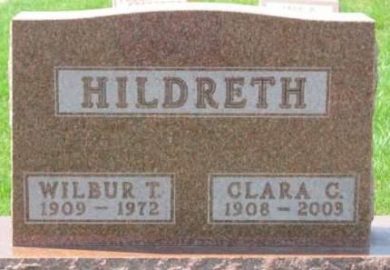 HILDRETH, WILBUR T. - Polk County, Iowa | WILBUR T. HILDRETH