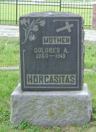 HORCASITAS, DOLORES A. - Polk County, Iowa | DOLORES A. HORCASITAS