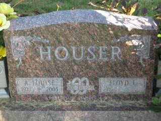 HOUSER, LOUISE - Polk County, Iowa | LOUISE HOUSER