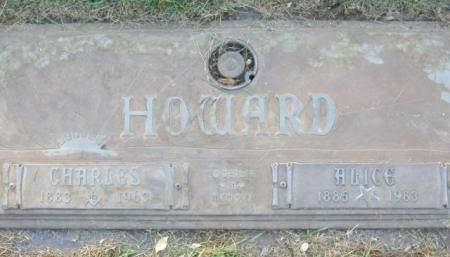 HOWARD, ALICE - Polk County, Iowa | ALICE HOWARD