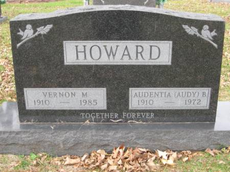 HOWARD, AUDENTIA B.. - Polk County, Iowa | AUDENTIA B.. HOWARD