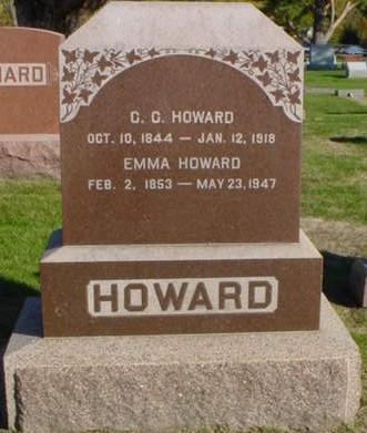 HOWARD, EMMALINE - Polk County, Iowa | EMMALINE HOWARD