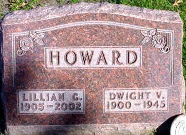 HOWARD, DWIGHT VINCENT - Polk County, Iowa | DWIGHT VINCENT HOWARD