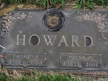 HOWARD, HILDA  C. - Polk County, Iowa   HILDA  C. HOWARD
