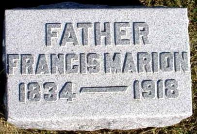 HOWARD, FRANCIS MARION - Polk County, Iowa | FRANCIS MARION HOWARD