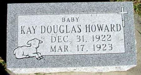 HOWARD, KAY DOUGLAS - Polk County, Iowa   KAY DOUGLAS HOWARD