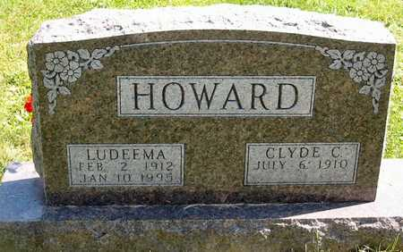 HOWARD, LUDEEMA - Polk County, Iowa | LUDEEMA HOWARD