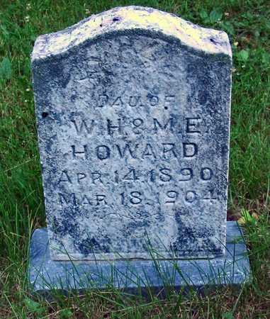 HOWARD, LETTIE - Polk County, Iowa | LETTIE HOWARD