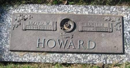 HOWARD, LUCILLE - Polk County, Iowa | LUCILLE HOWARD