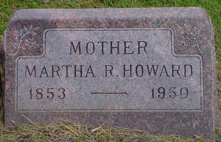 HOWARD, MARTHA R. - Polk County, Iowa | MARTHA R. HOWARD