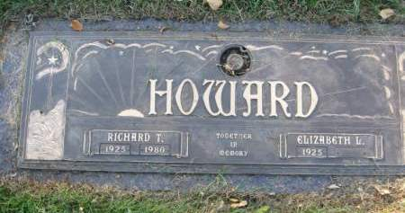 HOWARD, RICHARD  T. - Polk County, Iowa | RICHARD  T. HOWARD