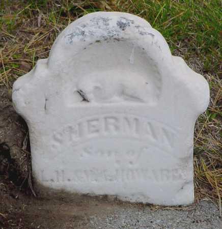 HOWARD, SHERMAN - Polk County, Iowa   SHERMAN HOWARD