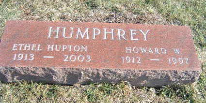 HUMPHREY, ETHEL - Polk County, Iowa | ETHEL HUMPHREY