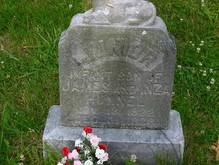 HUNNEL, JAMES JR. 1922-1923 - Polk County, Iowa | JAMES JR. 1922-1923 HUNNEL