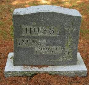 HUSS, ALBERT - Polk County, Iowa | ALBERT HUSS
