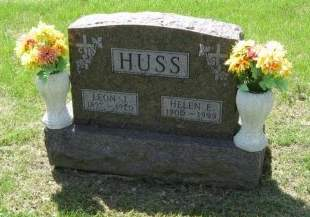 HUSS, HELEN - Polk County, Iowa | HELEN HUSS