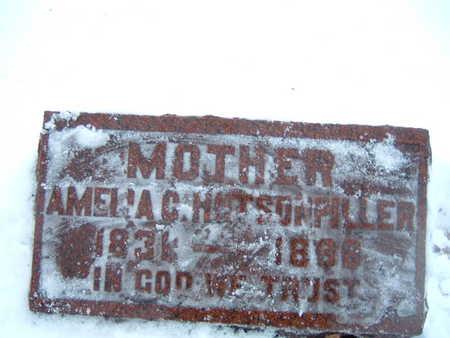 HUTSONPILLER, AMELIA C. - Polk County, Iowa | AMELIA C. HUTSONPILLER