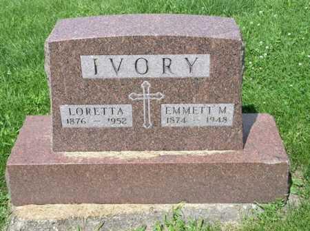 LEE IVORY, LORETTA - Polk County, Iowa | LORETTA LEE IVORY
