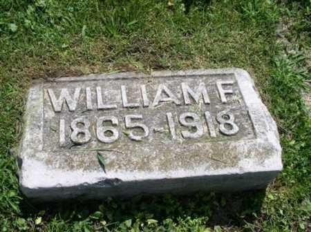 IVORY, WILLIAM - Polk County, Iowa | WILLIAM IVORY