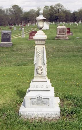 JOHNSON, AGNESS - Polk County, Iowa | AGNESS JOHNSON