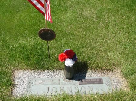 JOHNSON, CARL W. - Polk County, Iowa   CARL W. JOHNSON