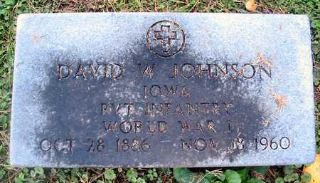 JOHNSON, DAVID W. - Polk County, Iowa | DAVID W. JOHNSON