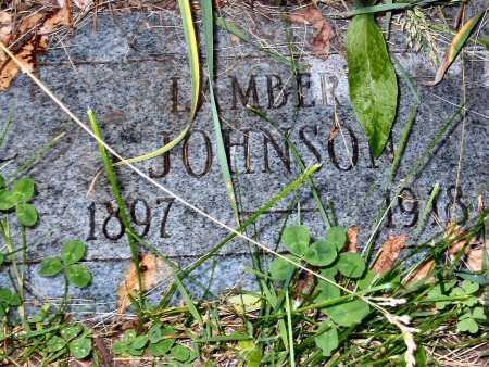 JOHNSON, LAMBERT - Polk County, Iowa   LAMBERT JOHNSON