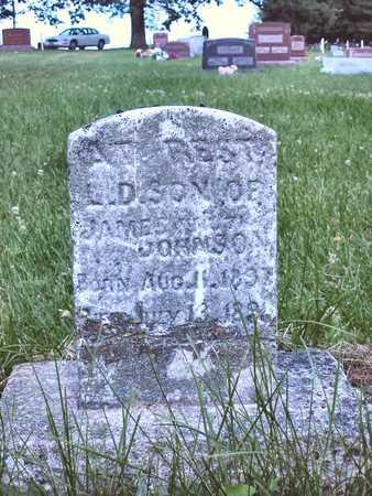 JOHNSON, L.D. - Polk County, Iowa | L.D. JOHNSON