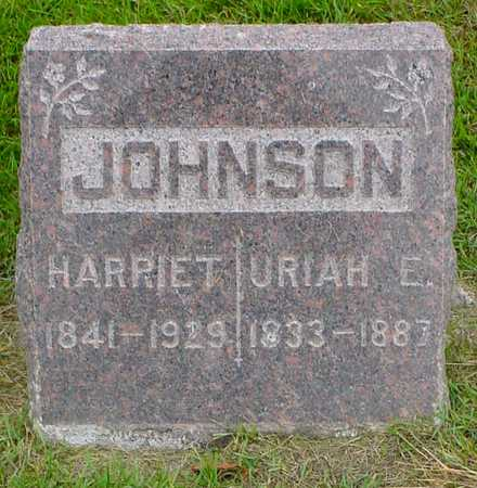 JOHNSON, HARRIET - Polk County, Iowa | HARRIET JOHNSON