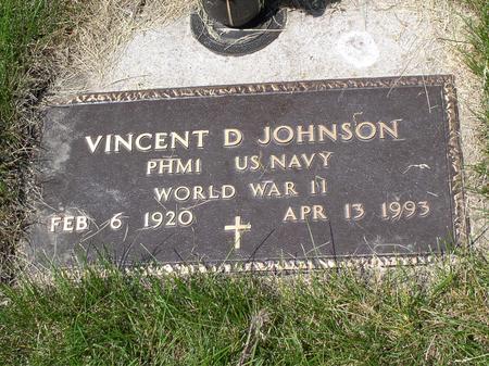 JOHNSON, VINCENT D - Polk County, Iowa | VINCENT D JOHNSON