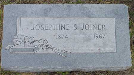 JOINER, JOSEPHINE S. - Polk County, Iowa | JOSEPHINE S. JOINER