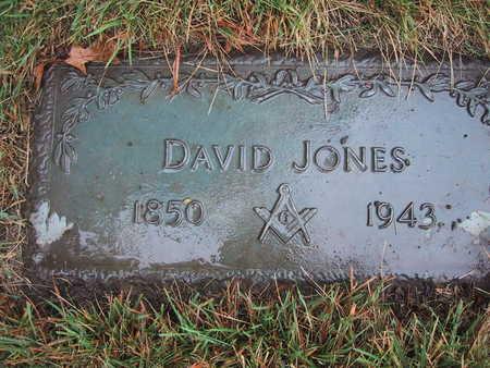 JONES, DAVID - Polk County, Iowa   DAVID JONES