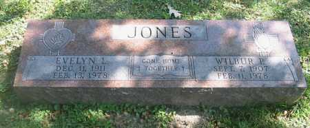 JONES, WILBUR P. 1907-1978 - Polk County, Iowa | WILBUR P. 1907-1978 JONES