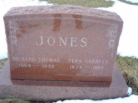 GARRETT JONES, VENA - Polk County, Iowa | VENA GARRETT JONES