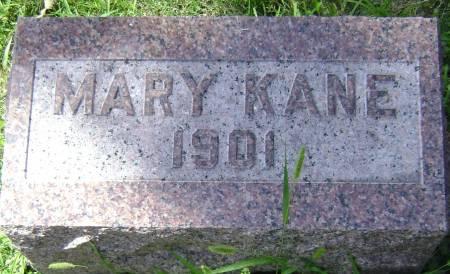 KANE, MARY - Polk County, Iowa | MARY KANE
