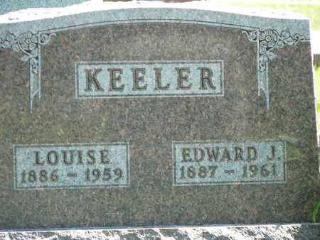 KEELER, LOUISE - Polk County, Iowa | LOUISE KEELER
