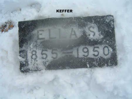 KEFFER, ELLA S. - Polk County, Iowa | ELLA S. KEFFER