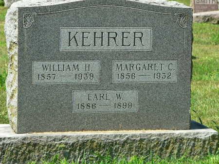 KEHRER, EARL W. - Polk County, Iowa | EARL W. KEHRER