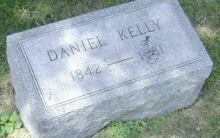 KELLY, DANIEL - Polk County, Iowa | DANIEL KELLY