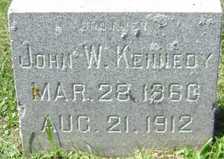 KENNEDY, JOHN W - Polk County, Iowa | JOHN W KENNEDY