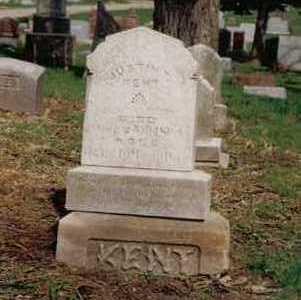 KENT, FRED - Polk County, Iowa | FRED KENT