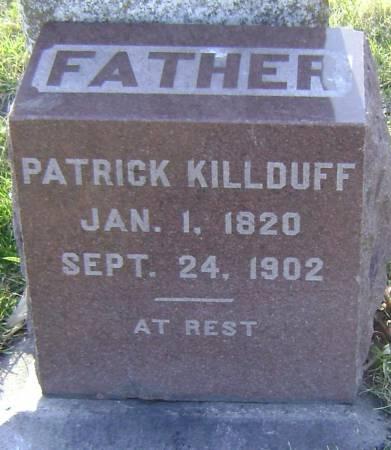 KILLDUFF, PATRICK - Polk County, Iowa | PATRICK KILLDUFF